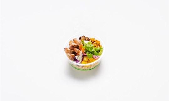 Poke - Teriyaki chicken