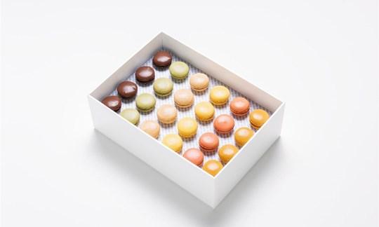 Mini macaron selection (GF)