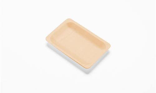 Bamboo plate - rectangle