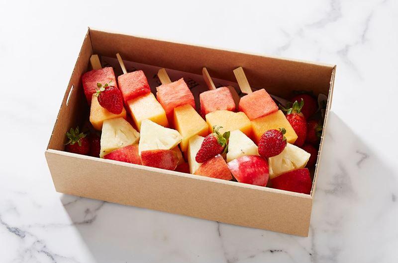 Seasonal Fruit Skewer Platter