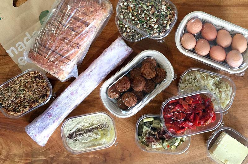 EARL Vegetarian Pack