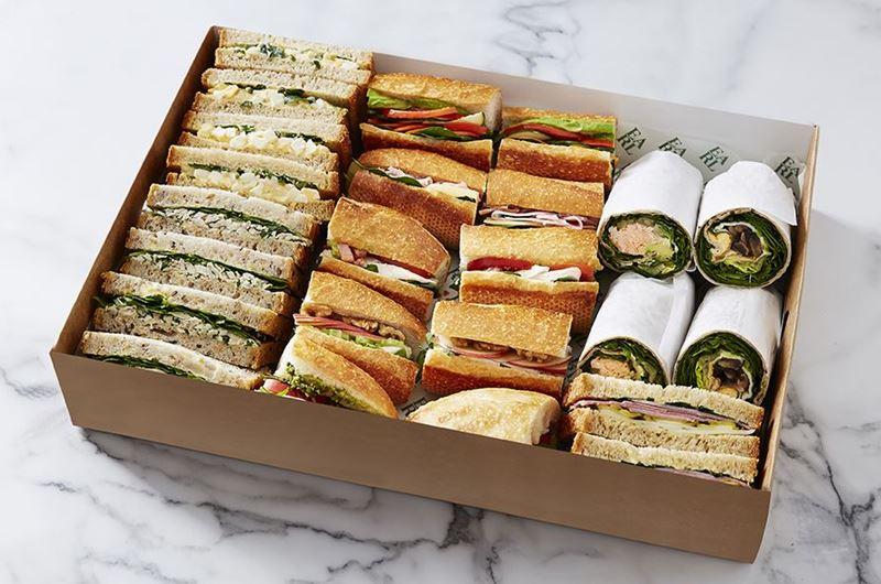 Sandwich Platter – Large