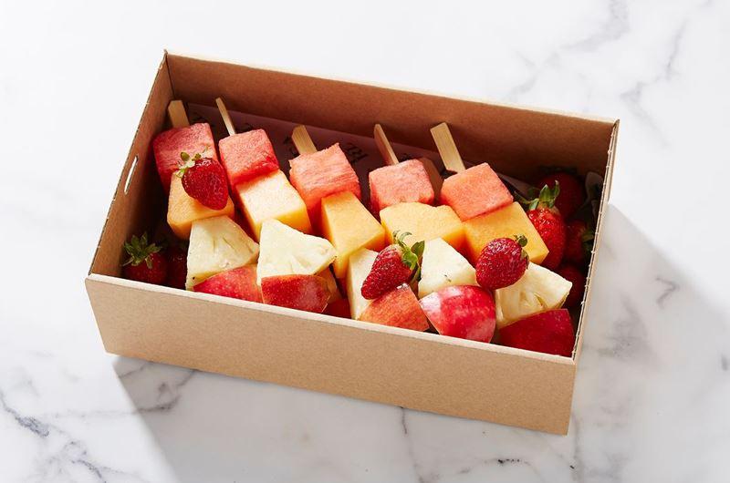 Mini Fruit Skewer Platter