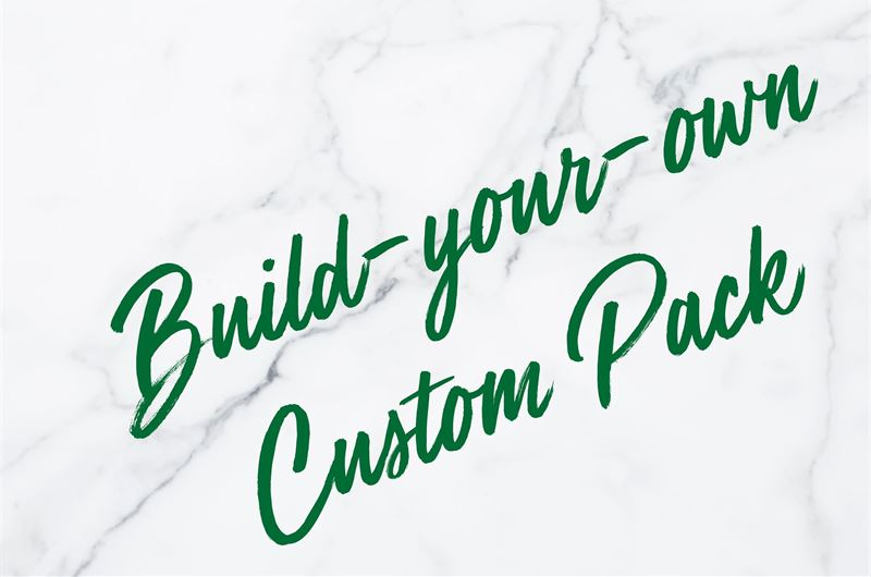 Build-your-own Custom Pack