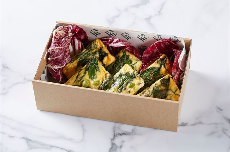 Seasonal Frittata Box