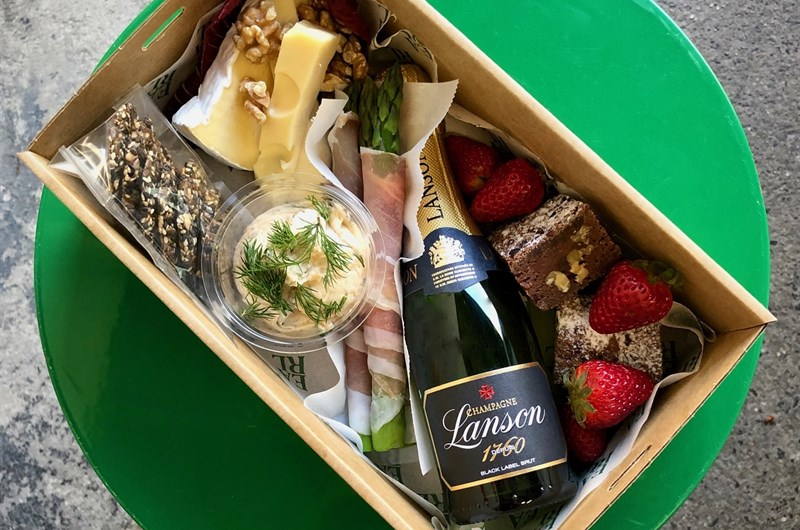 Luxe Foodie Gift Box
