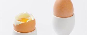 Soft Boiled Eggs (x2)
