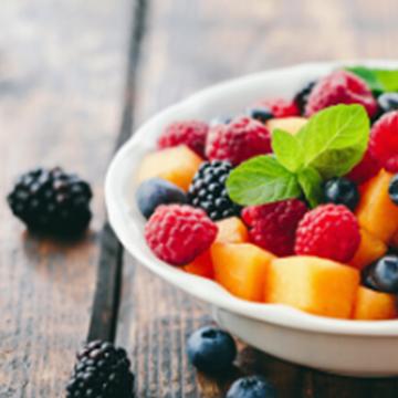 Fruit Salad Pot