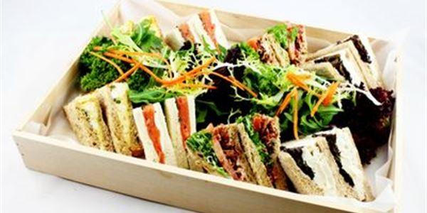Festive Sandwich Platter