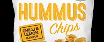 Lentil Chips - Chilli and Lemon