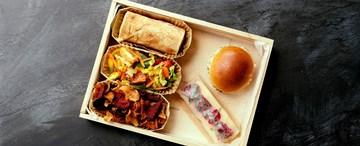 Lunch Box 2 - Vegan