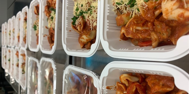 Individual Ready Meals