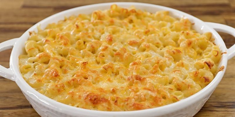 Mac and Cheese Small
