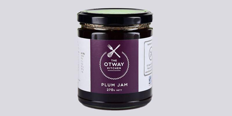 Otway Kitchen Plum Jam