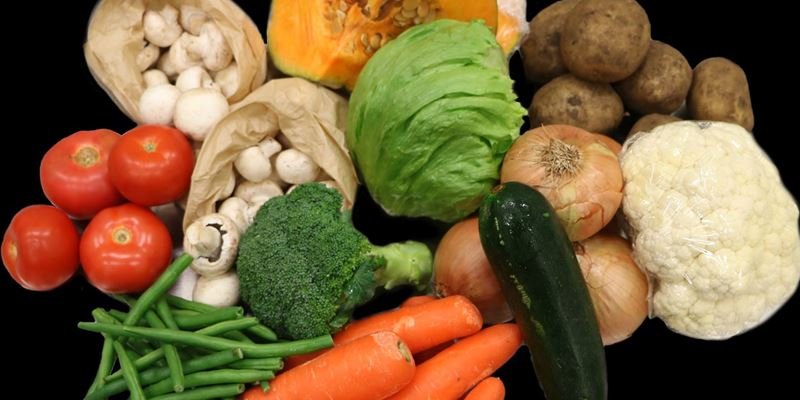 Vegetable Box Gourmet