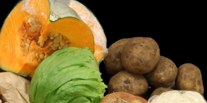 Create your own veg Box
