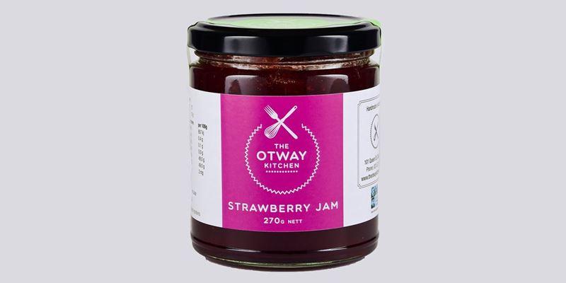 Otway Kitchen Strawberry Jam