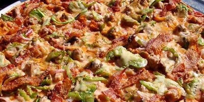 Pizza - Spicy Salami