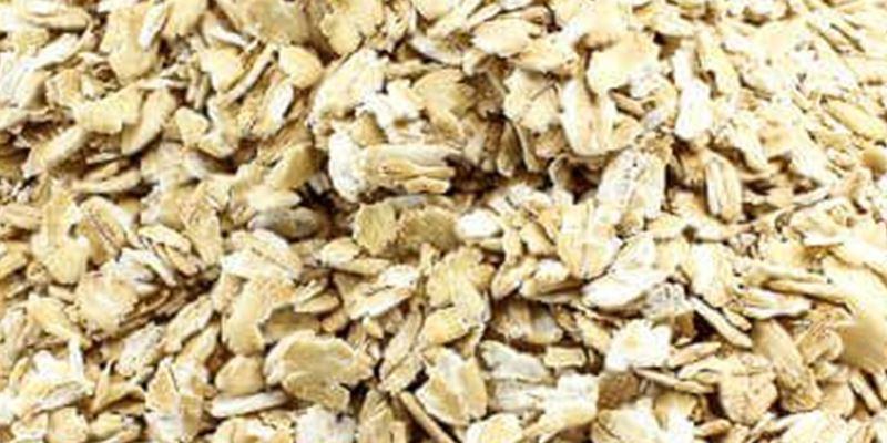 rolled oats 1kg