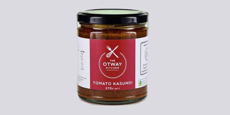 Otway Kitchen Tomato Kasundi