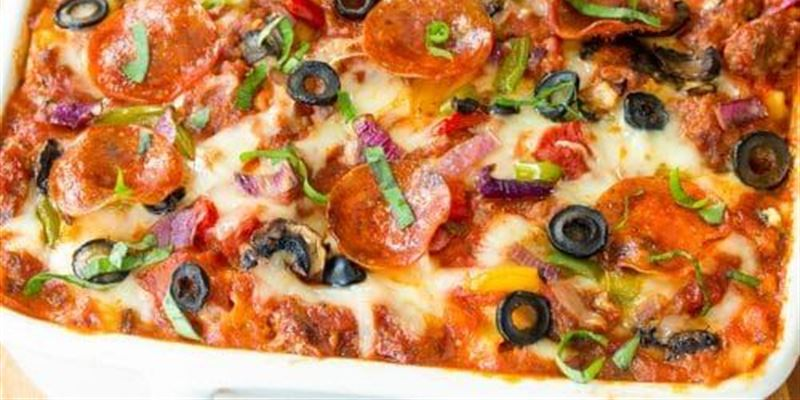 Pizza - Supreme