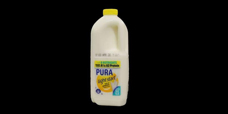 Pura Milk Light 2lt