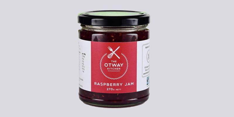 Otway Kitchen Raspberry Jam