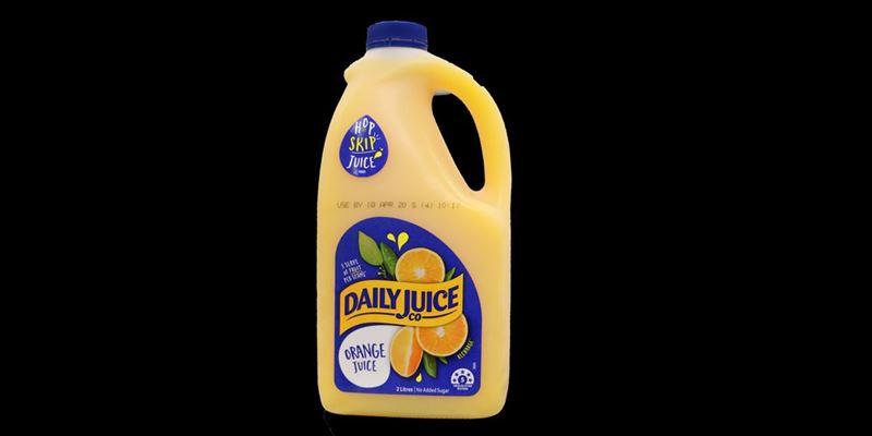 Orange Juice 2L