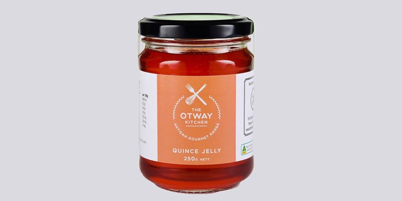 Otway Kitchen Quince Jelly