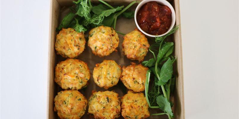 Muffin Box - Savoury (9 items)