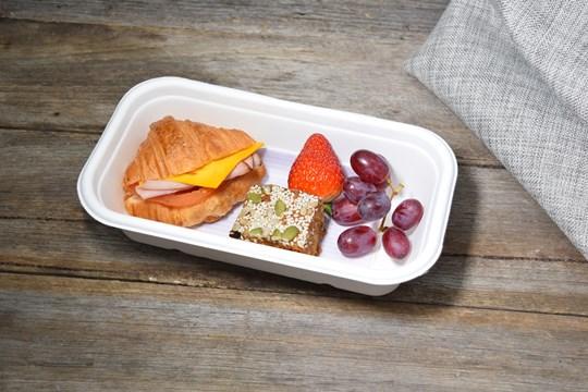 Small Croissant Breakfast Box (AV)