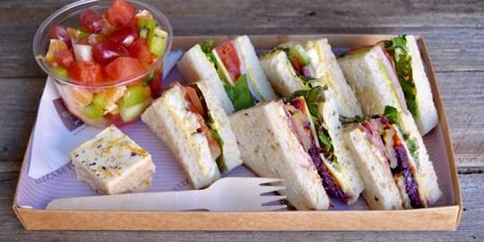 Vegan Lunch Box A