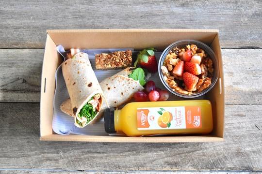 Gluten Free Breakfast Box