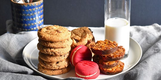 Gluten Free Assorted Biscuits (3 per serve)
