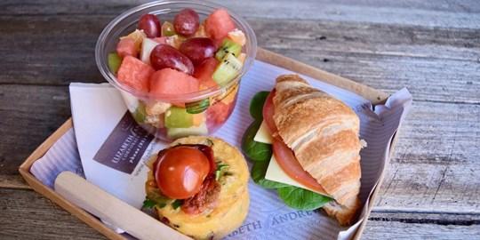 Vegetarian Breakfast Box B