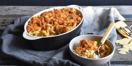 Mac and Cheese (NF)
