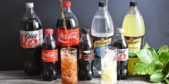 390ml Diet Coke