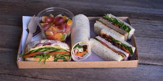 Vegetarian Lunch Box B