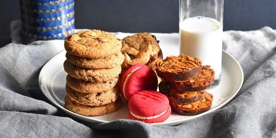 Vegan Biscuit (3 per serve)