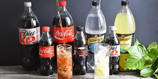 1.25 Litre Coke