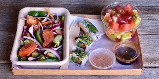 Vegan Lunch Box C