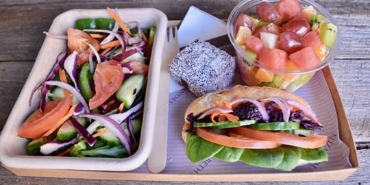 Vegan Lunch Box B