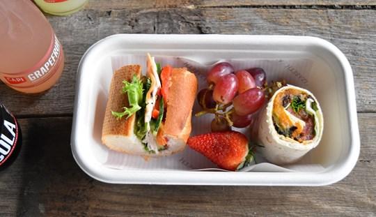 Snack Lunch Boxes (AV, AD)