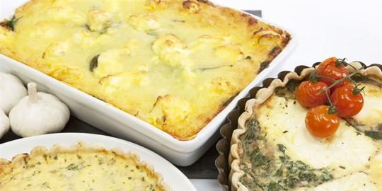 Vegetarian Lasagne (NF)