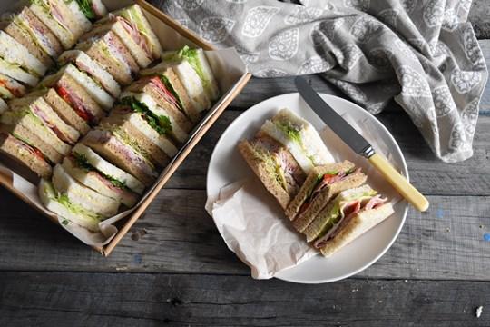 Vegan Mixed Sandwich
