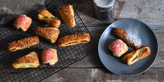 Danish Pastries (NF) (2 per serve)