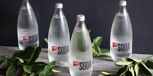 750ml Capi Sodas