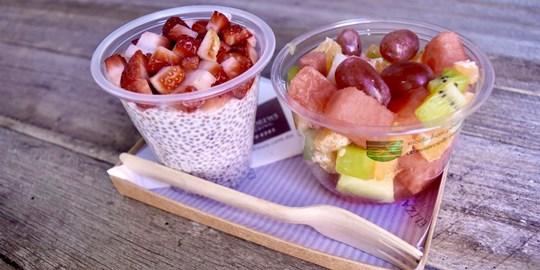 Vegan Breakfast Box A