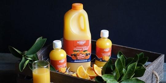 2 Litre Orange Juice 100% Aussie (GST exempt)