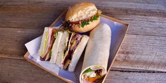 Vegetarian Lunch Box A
